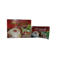 Café Historia Instant Herbal Coffee Drink Mix (Mocha Flavor)